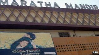 Maratha Mandir, one of the oldest single screen theatres in Mumbai