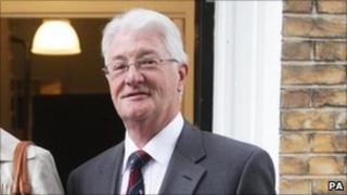 Retired British businessman Christopher Tappin