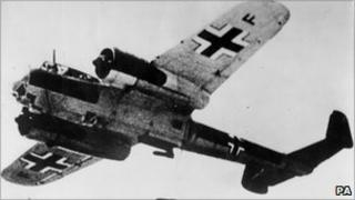 WWII Dornier 17