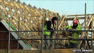 Building site in Kent