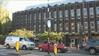 AXA offices in Tunbridge Wells