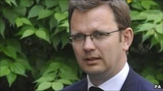Andy Coulson (file pic: 2009)