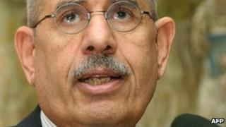 Mohamed ElBaradei (archive image from 2005)
