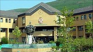 Neath Port Talbot Council office