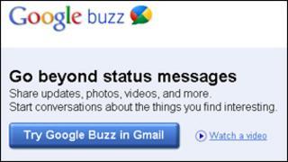 Screengrab of Buzz