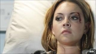 Stacey Branning, character in Eastenders