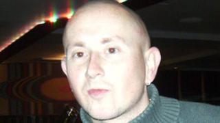 Gareth Hall of Nantyglo, Ebbw Vale