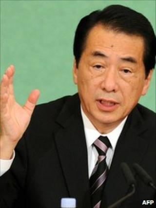 PM Naoto Kan 02/09/10