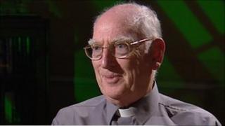Monsignor Dan Hart