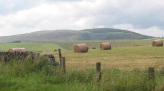 Hills near Langholm