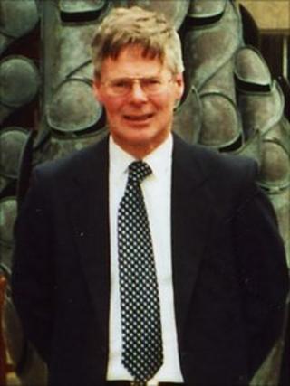 Roger Geddes