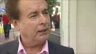 Peter Gilroy, former KCC chief executive