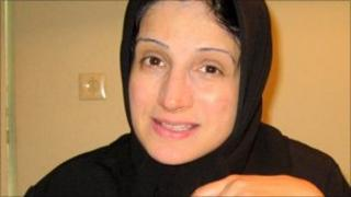 Nasrin Sotoudeh (Payvand.com)
