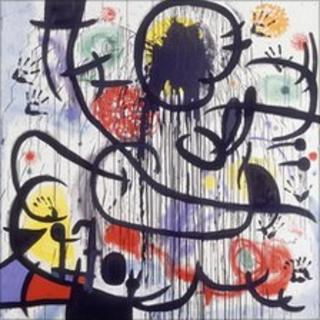 Joan Miro - May 1968 1968–1973 - courtesy of Tate