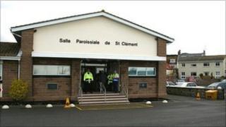 St Clement parish hall