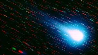 Halley's comet (SPL)