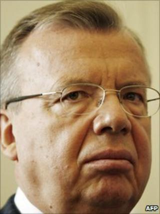 Yury Fedotov (Copyright: DIETER NAGL/AFP/Getty Images)