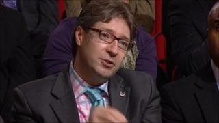 Prof David Bailey