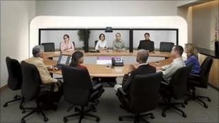 A virtual boardroom