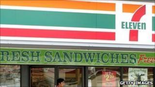 7-Eleven store