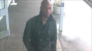 CCTV from Strood station