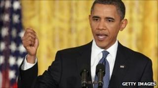US President Barack Obama at the White House (10 Sept 2010)