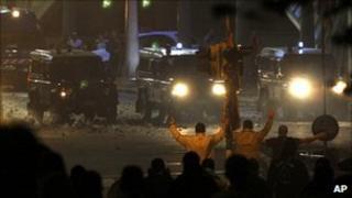 Clashes in Mitrovica