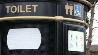 Public toilet - generic