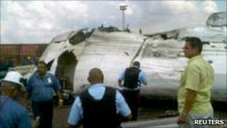 Plane crash near Ciudad Guayana (13 September 2010)