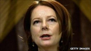 Julia Gillard announces her cabinet - 11 Sept 2010