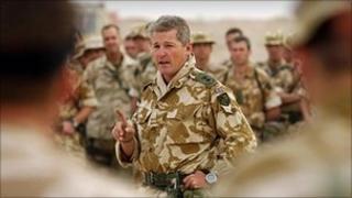 Colonel Tim Collins