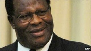 Malawi's former President Bakili Muluzi