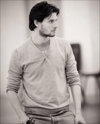 Ben Barnes (Photo: Johan Persson)