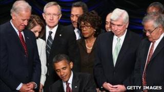 Democratic Party leaders