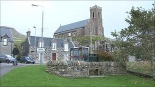 Church of Our Lady Star of the Sea, Castlebay, Barra