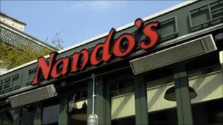 Nando's branch