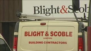Blight and Scoble van