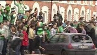 Holyland unrest