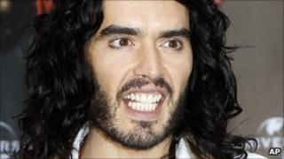 Russell Brand (file picture)