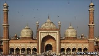 File image of the Jama Masjid mosque in Delhi, India