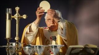 Pope in Bellahouston