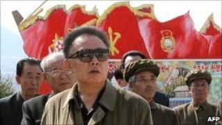 Kim Jong-il file image