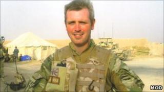 Sgt Andrew James Jones