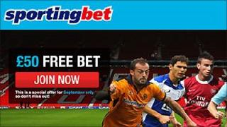 Sportingbet website