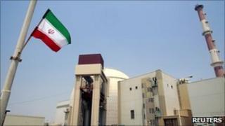 Bushehr nuclear power plant - 21 August 2010