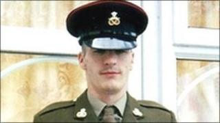 Pte Leon Spicer (pic: Ministry of Defence)