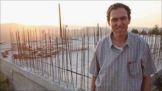 Israeli settler, Adi Erdan