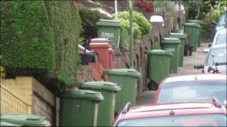Torbay bins