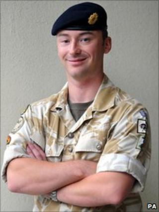 Sgt Karl Ley