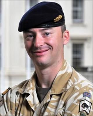 Sgt Maj Karl Ley